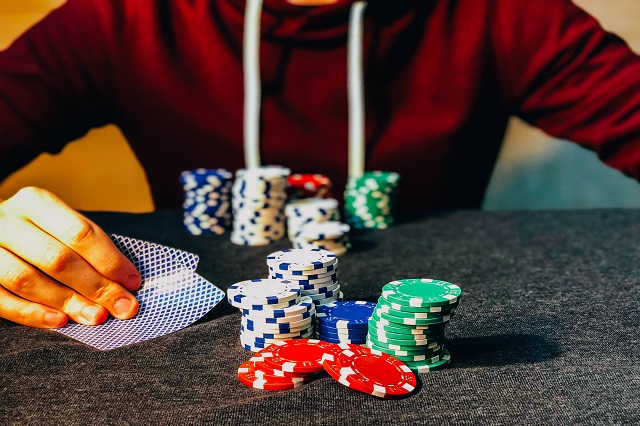 Never gamble